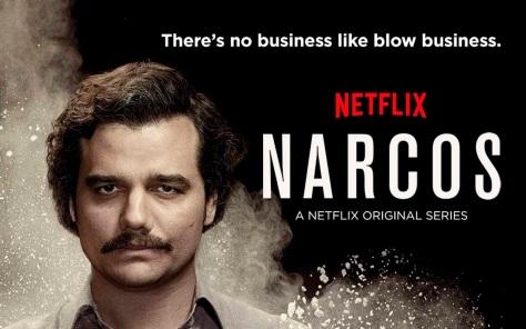 Wagner Moura, Pablo Escobar, Narcos, Netflix