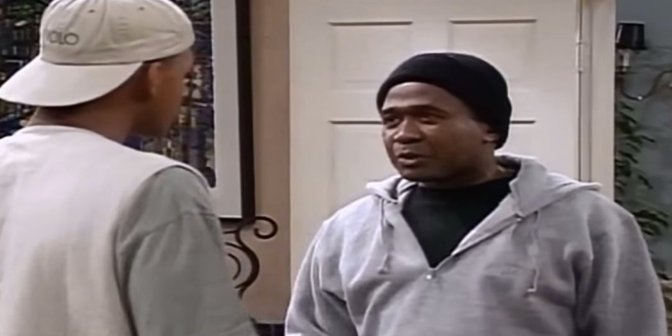 "My Favorite Scene: The Fresh Prince of Bel-Air Season 4 ""Papa's Got a Brand New Excuse?"""
