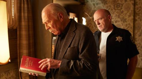 Christopher Plummer, Dean Norris, Remember