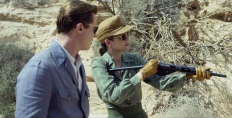 Marion Cottillard, Brad Pitt, Robert Zemeckis