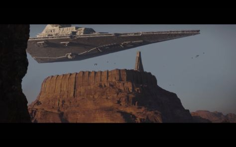Jeddah, Rogue One: A Star Wars Story