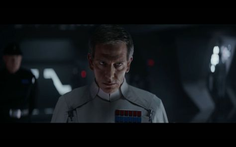 Ben Mendelsohn, Director Orson Krennic, Rogue One: A Star Wars Story