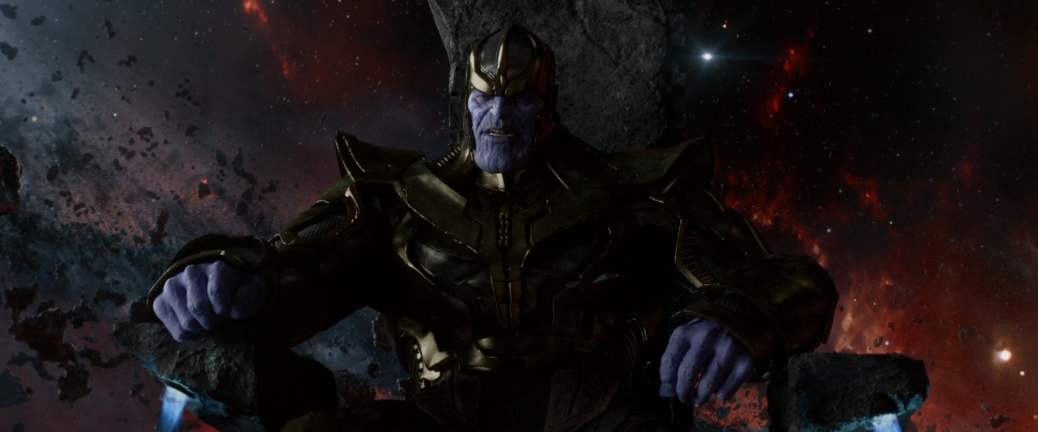 Thanos, Guardians of the Galaxy, Josh Brolin