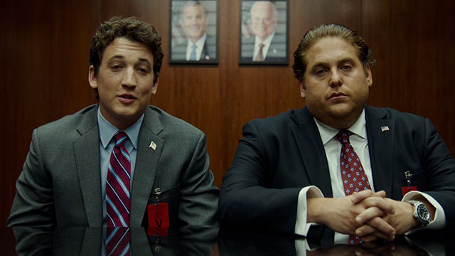 Jonah Hill, Miles Teller, War Dogs