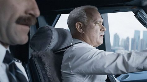 Sully, Tom Hanks, Aaron Eckhart