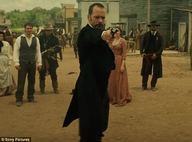 Peter Sarsgaard, The Magnificent Seven