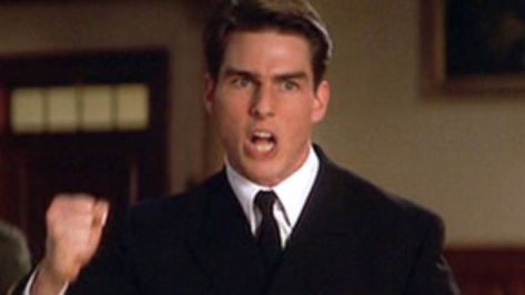 Tom Cruise, A Few Good Men