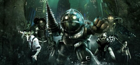 Big Daddy, BioShock, BioShock 2, Big Sister, Rapture