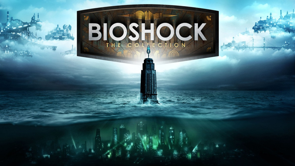 Complete Achievement/Trophy List for BioShock: The Collection (2016 - Xbox, PS4)
