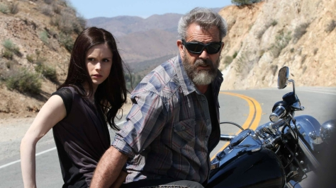 Erin Moriarty, Mel Gibson, Blood Father