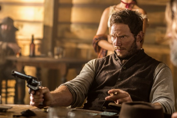 Chris Pratt, The Magnificent Seven
