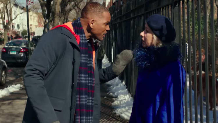 Collateral Beauty, Helen Mirren, Will Smith