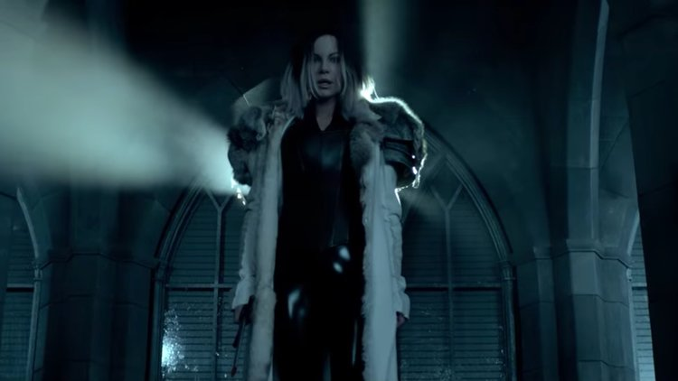 Kate Beckinsale, Underworld Blood Wars, Selene