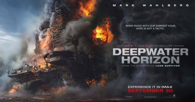 In Theaters This Week (9/30/2016) – Deepwater Horizon, Miss Peregrine, Masterminds, Luke Cage, The Queen of Katwe