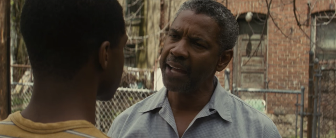 Trailer Time: Fences Trailer #1 (2016)