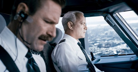 Sully, Aaron Eckhart, Tom Hanks