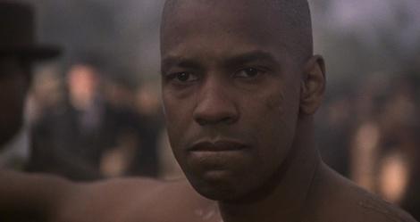 Glory, Tripp, Denzel Washington
