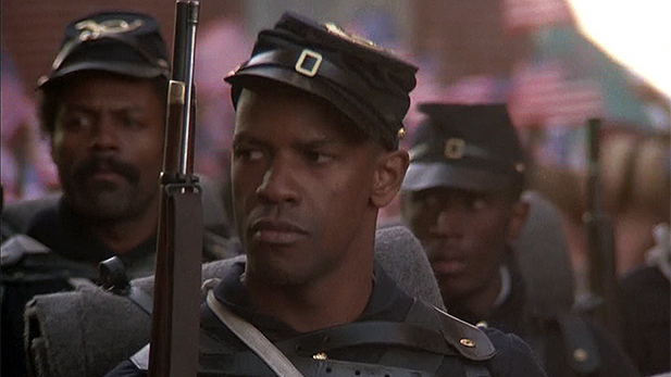 Denzel Washington, Tripp, Glory