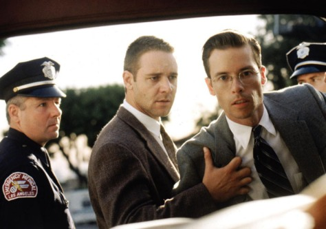 Guy Pearce, Russell Crowe, LA Confidential