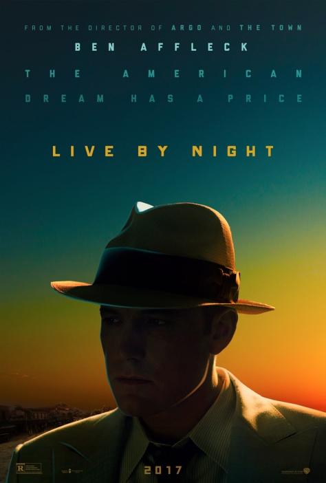 Ben Affleck, Live by Night