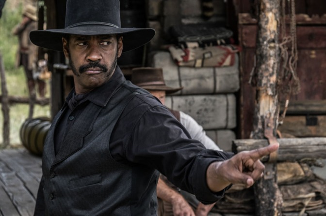 Denzel Washington, The Magnificent Seven