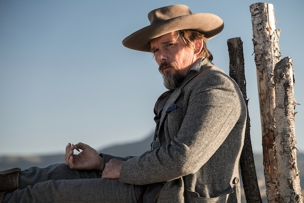 The Magnificent Seven, Ethan Hawke