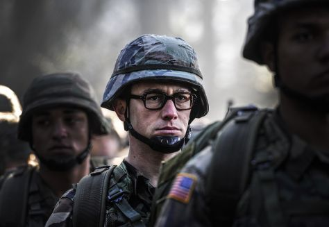 Edward Snowden, Joseph Gordon-Levitt, Snowden