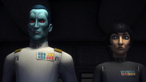 Star Wars Rebels, Grand Admiral Thrawn