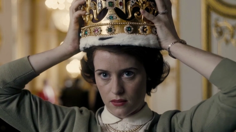 Claire Foy, The Crown