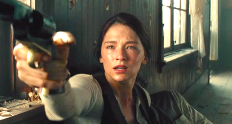 Haley Bennett, The Magnificent Seven