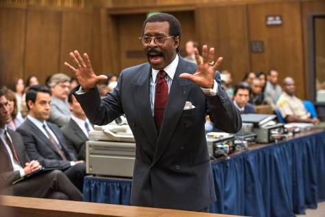 Johnny Cochran, The People vs. OJ Simpson, Courtney B. Vance