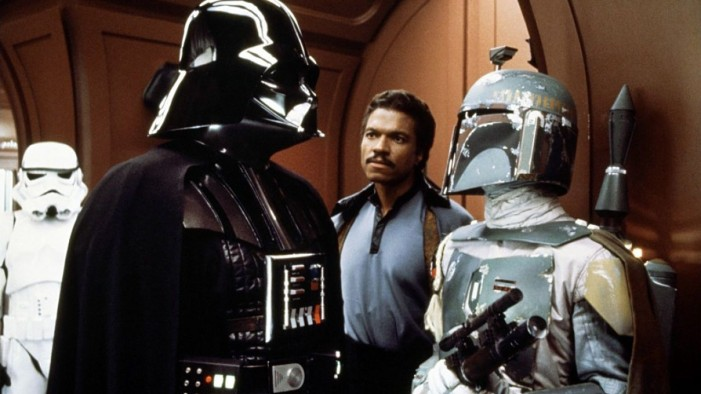Lando Calrissian, Billy Dee Williams, Darth Vader, Stormtroopers, Boba Fett, Jeremy Bulloch, Star Wars, Star Wars Episode V: The Empire Strikes Back, The Empire Strikes Back