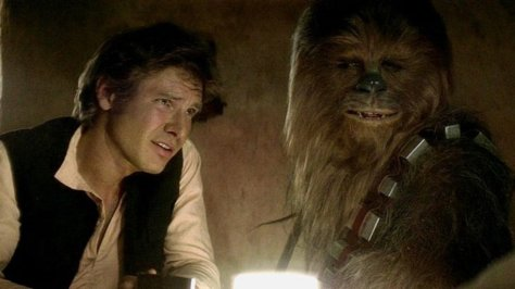 Star Wars, Star Wars: A New Hope, Chewbacca, Harrison Ford, Han Solo