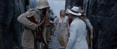 The Legend of Tarzan, Margot Robbie, Christoph Waltz