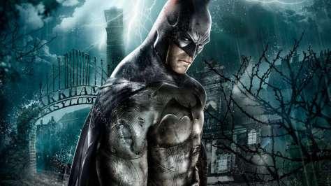 Batman, Batman Arkham Asylum
