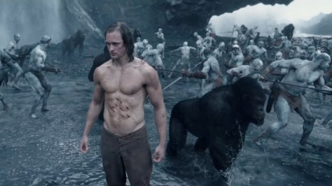 Tarzan, The Legend of Tarzan, Alexander Skarsgard