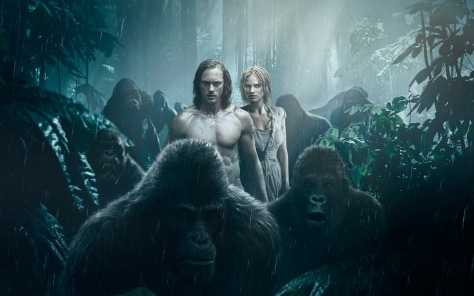 The Legend of Tarzan, Tarzan, Alexander Skarsgard, Jane, Margot Robbie
