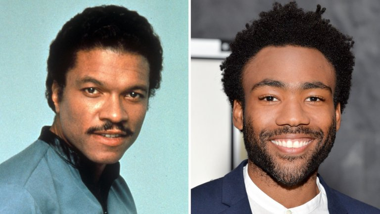 Billy Dee Williams, Donald Glover, Lando Calrissian, Han Solo: A Star Wars Story, Star Wars