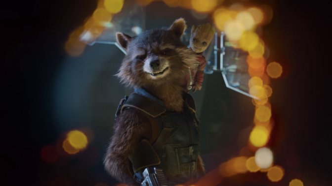 Trailer Time: Guardians of the Galaxy Volume 2 (2017) *Hooked on a Feeling Again*