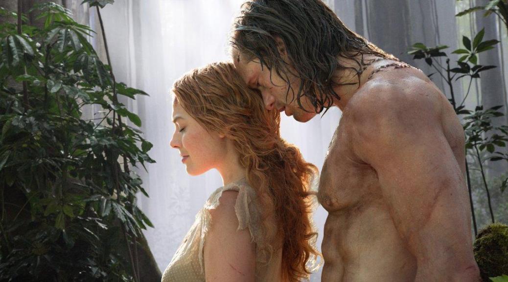 The Legend of Tarzan, Tarzan, Alexander Skarsgard, Margot Robbie, Jane