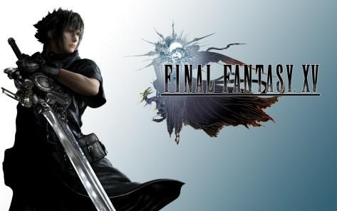 Finaly Fantasy XV, Noctis