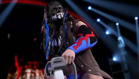Finn Balor, WWE 2K17