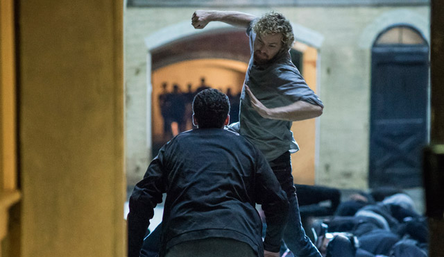 Iron Fist, Danny Rand, Finn Jones