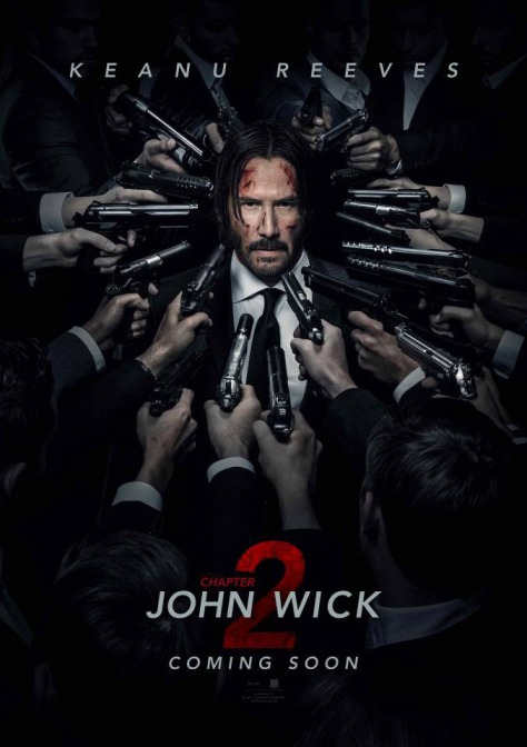 Keanu Reeves, John Wick 2, John Wick Chapter 2