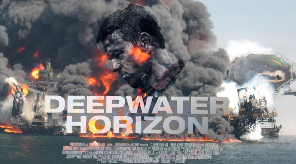 Mark Wahlberg, Deepwater Horizon