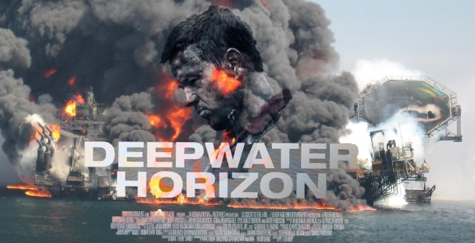 Movie Review: Deepwater Horizon (2016) *A Disaster That Makes for a Great Movie*