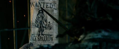 Captain Jack Sparrow, Johnny Depp, Pirates of the Caribbean: Dead Men Tell No Tales