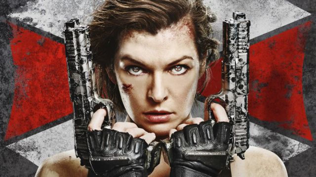 Milla Jovovich, Resident Evil: The Last Chapter