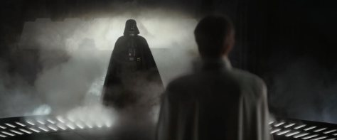 Darth Vader, Director Orson Krennic, Rogue One: A Star Wars Story
