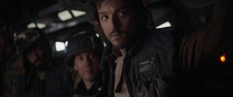Rogue One: A Star Wars Story, Diego Luna, Cassian Andor